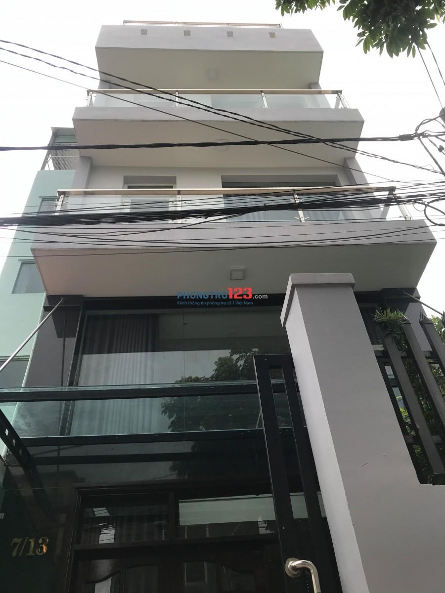 Cho Thuê Căn hộ mini cao cấp Nguyễn Văn Quá