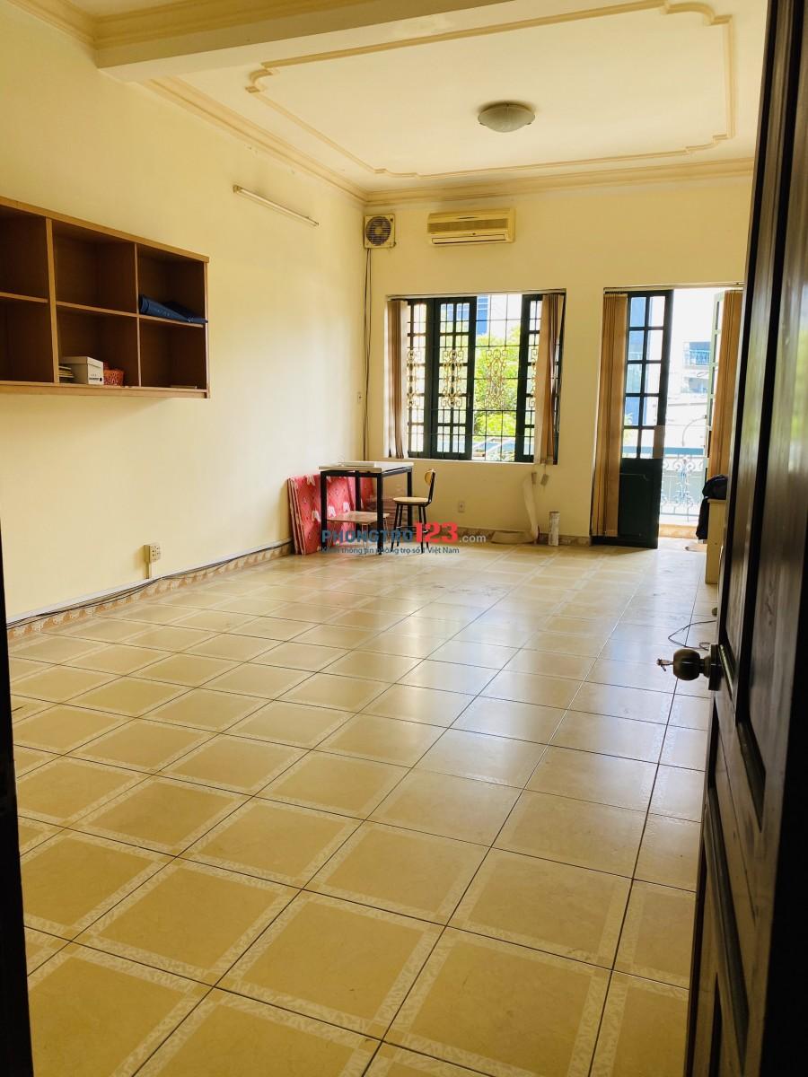 Cho thuê phòng trọ MT Lý Văn Phức Quận 1 DT 40m2 giá 5tr/tháng