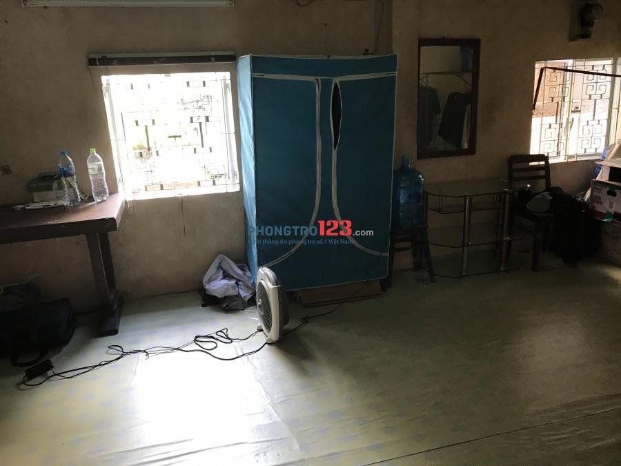 Cho thuê phòng khu vực phường 1 quận Tân Bình