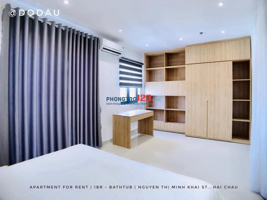 Cho thuê căn hộ đường Nguyễn Thị Minh Khai ngay vị trí trung tâm thành phố - Với ưu đãi 30%