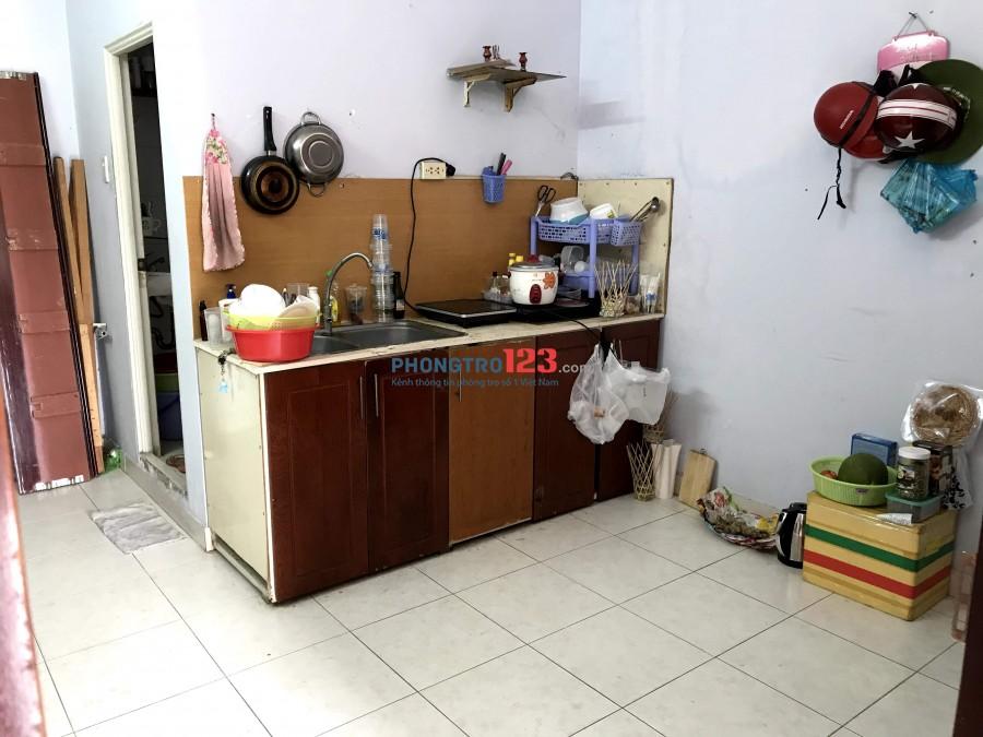 Cần tìm 01 bạn nữ ở ghép khu Phan Xích Long, Bình Thạnh
