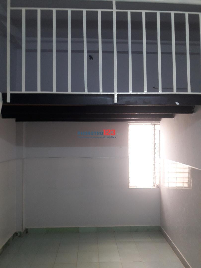 Phòng trọ 25m2, số 40, đường Thống Nhất, P10, Quận Gò Vấp