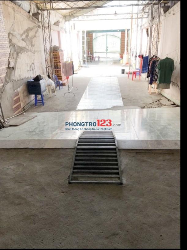 Cho thuê nhà diện tích lớn tiện làm văn phòng tại 2616/1B Đường Quốc lộ 1A Phường An Phú Đông Q12