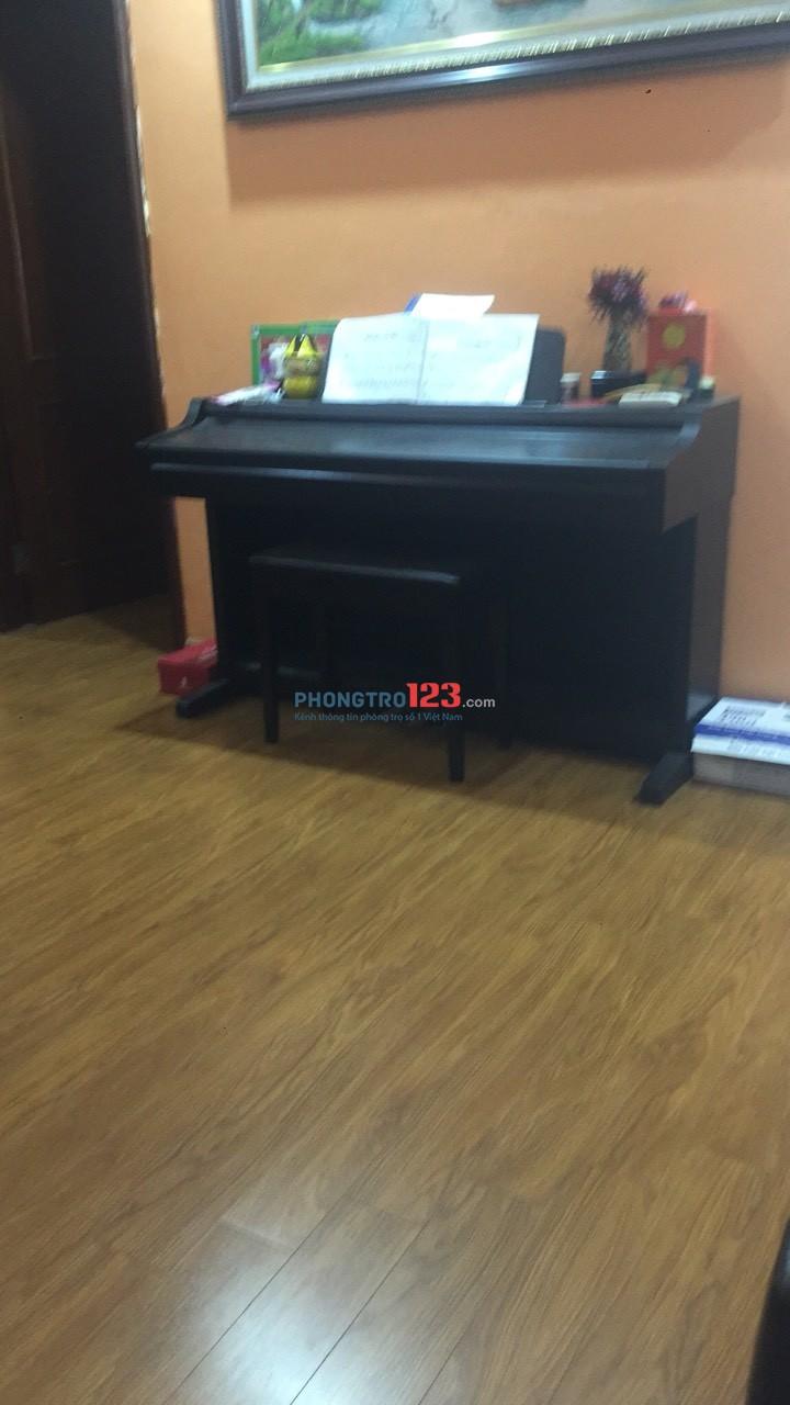 Tìm người ở ghép tại Chung cư 16B Nguyễn Thái Học, Hà Đông, Hà Nội