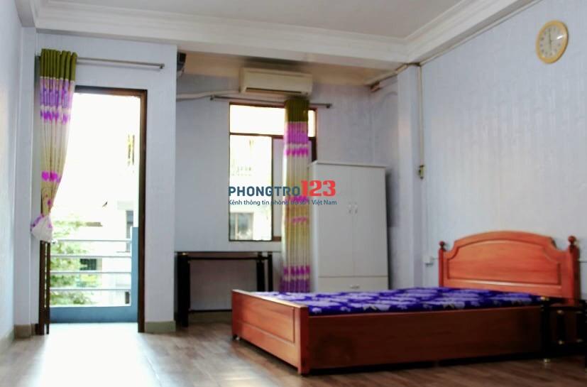 Cho thuê phòng đầy đủ nội thất nhà mặt tiền 159 Nguyễn Thiện Thuật Q3 giá 4,5tr/tháng