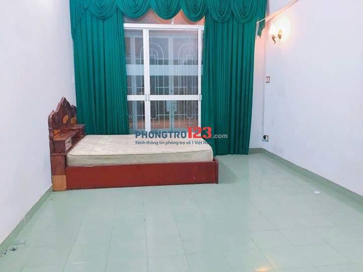 Phòng trọ đầy đủ tiện nghi cho sinh viên giá rẻ