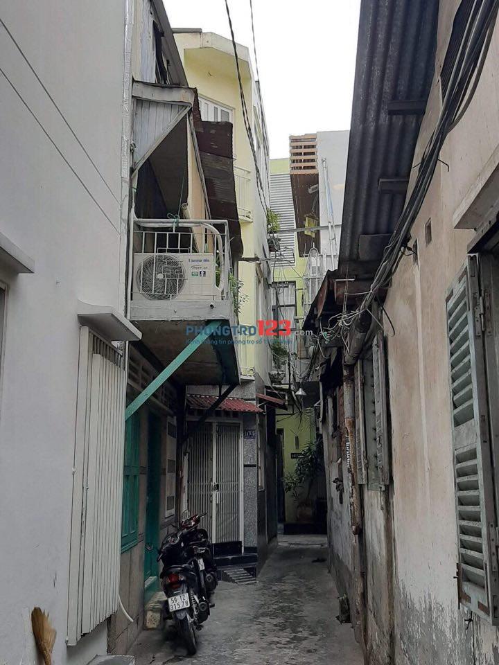 Nhà nguyên căn, cần cho thuê gấp tại hẻm Trần Quang Khải, Quận 1