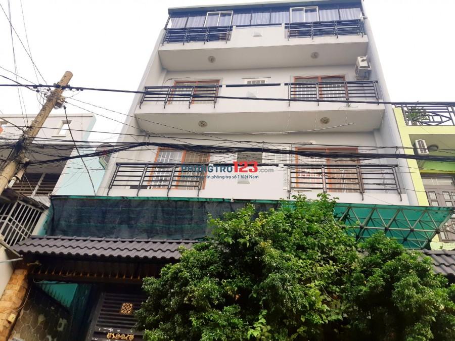 Cho thuê phòng ( căn hộ dịch vụ ) đầy đủ tiện nghi, đẹp như khách sạn , rẻ nhất khu vực hocmon !!