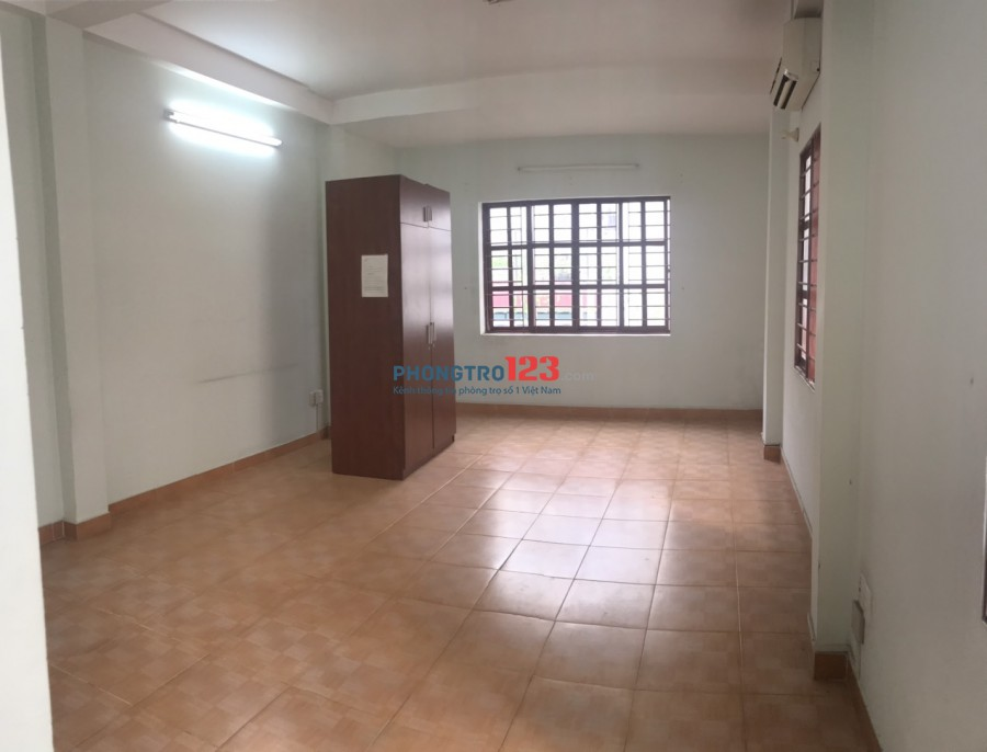 Cho thuê phòng trọ có máy lạnh Trường Sơn P4 Q Tân Bình gần Sân Bay giá từ 1,5tr/tháng
