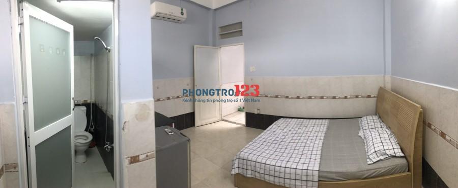 Phòng cho thuê full nội thất, gần Phan Xích Long - Phú Nhuận, bảo vệ 24/24 phòng mới