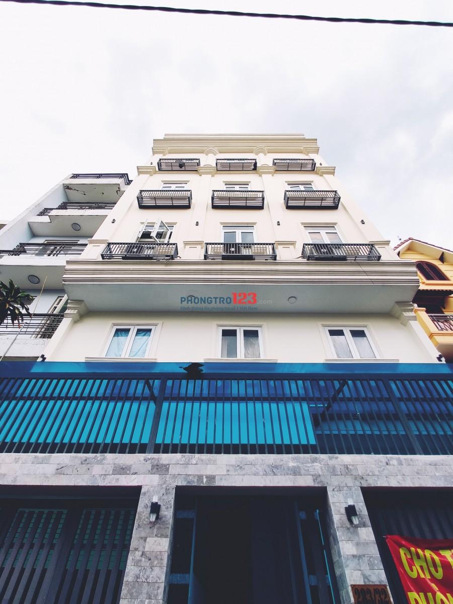 Phòng trọ cho thuê Lotte Gò Vấp - ĐH Công Nghiệp - Chợ Hạnh Thông Tây