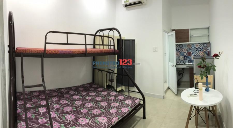 Phòng Mới Xây- 20m2, Đủ nội thất- Ngay Ngã Tư Ga