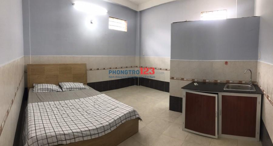 Phòng full nội thất, đường Nguyễn Công Hoan, sát đường Phan Xích Long, quận Phú Nhuận