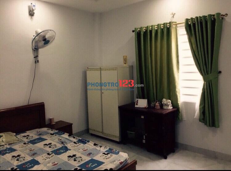 Cho thuê phòng trọ giá rẻ, bao điện nước tại quận 7