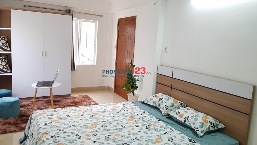 Phòng cao cấp ngay trường đh Sài Gòn. 448/4 Trần Hưng Đạo, P2, Q5