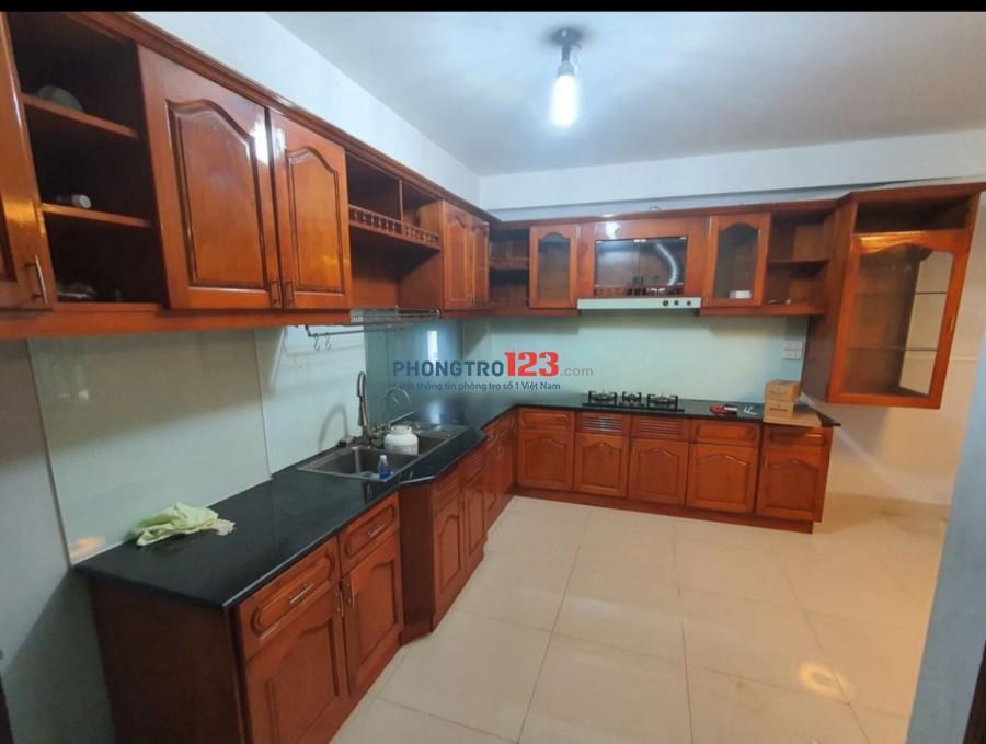 Chính chủ cho thuê phòng đầy đủ nội thất tại 7/13 Đông Hưng Thuận 11 P ĐHT Q12 giá từ 2,6tr/th