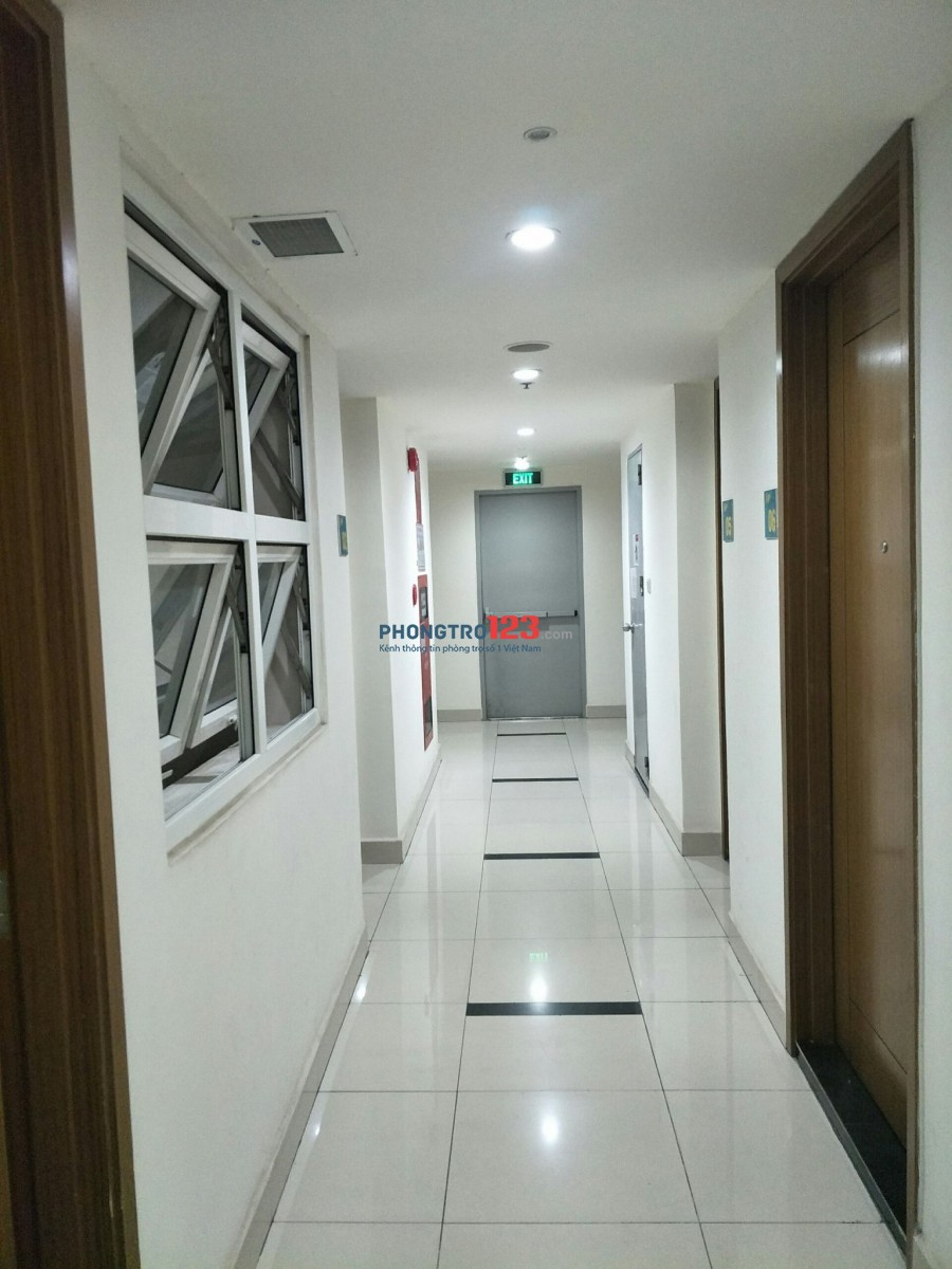 Chính chủ cho thuê căn hộ có máy lạnh Chung cư The Park Resident 70m2 2pn 2wc giá 8,5tr/th