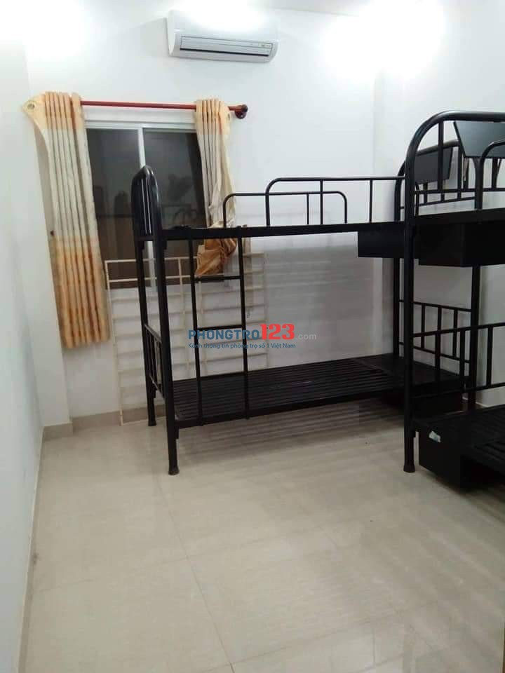 Chính chủ cho thuê phòng KTX bao điện nước tại 109 Dương Bá Trạc P1 Q8 giá 1,55tr/tháng