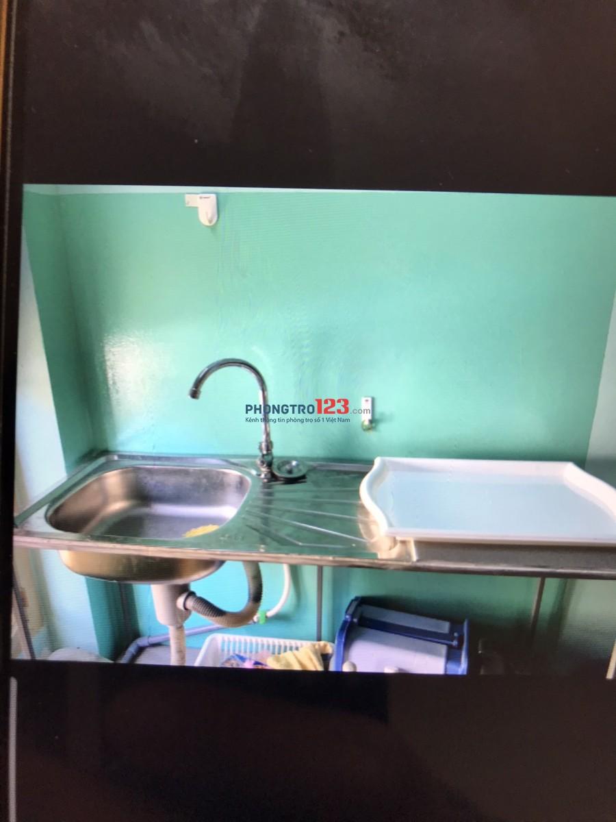 Phòng có gác máy lạnh tại hẻm 181 Phan Đăng Lưu và hẻm 270 Phan Đình Phùng PN giá từ 2,2tr/th
