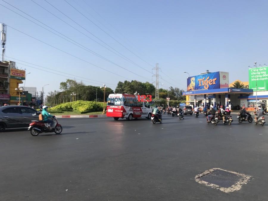 VIP] Mặt bằng 7 x 18m ngay vòng xoay CV Phú Lâm .
