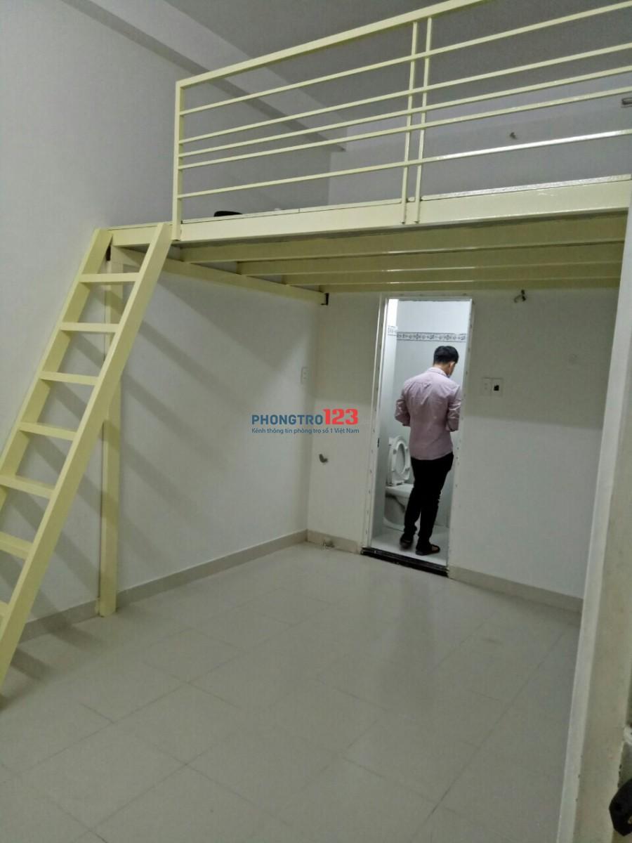 Phòng trọ Quận 7 - Có gác - Đường Nguyễn Thị Thập gần Lottemart - giá 2.8 triệu/tháng