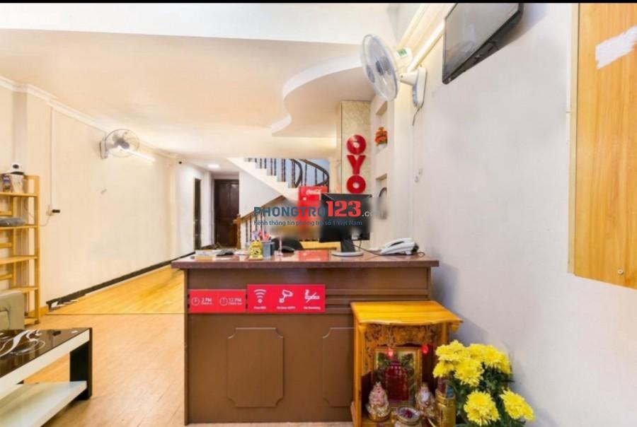 Chính chủ cho thuê phòng đầy đủ nội thất chuẩn KS tại 373/2 Phạm Ngũ Lão Q1 giá 4tr/tháng