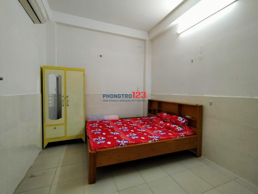 Phòng trọ cho thuê giá rẻ tại đường Phạm Văn Bạch quận Tân Bình