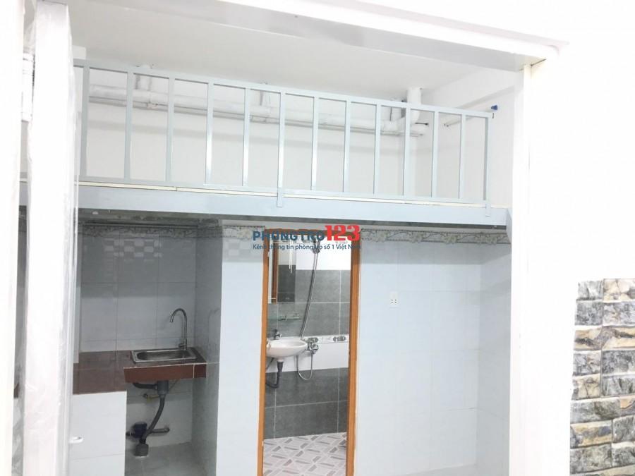 Chính chủ cần cho thuê phòng trọ cao cấp tại nhà mặt tiền đường 168G Lưu Hữu Phước P15 Q8