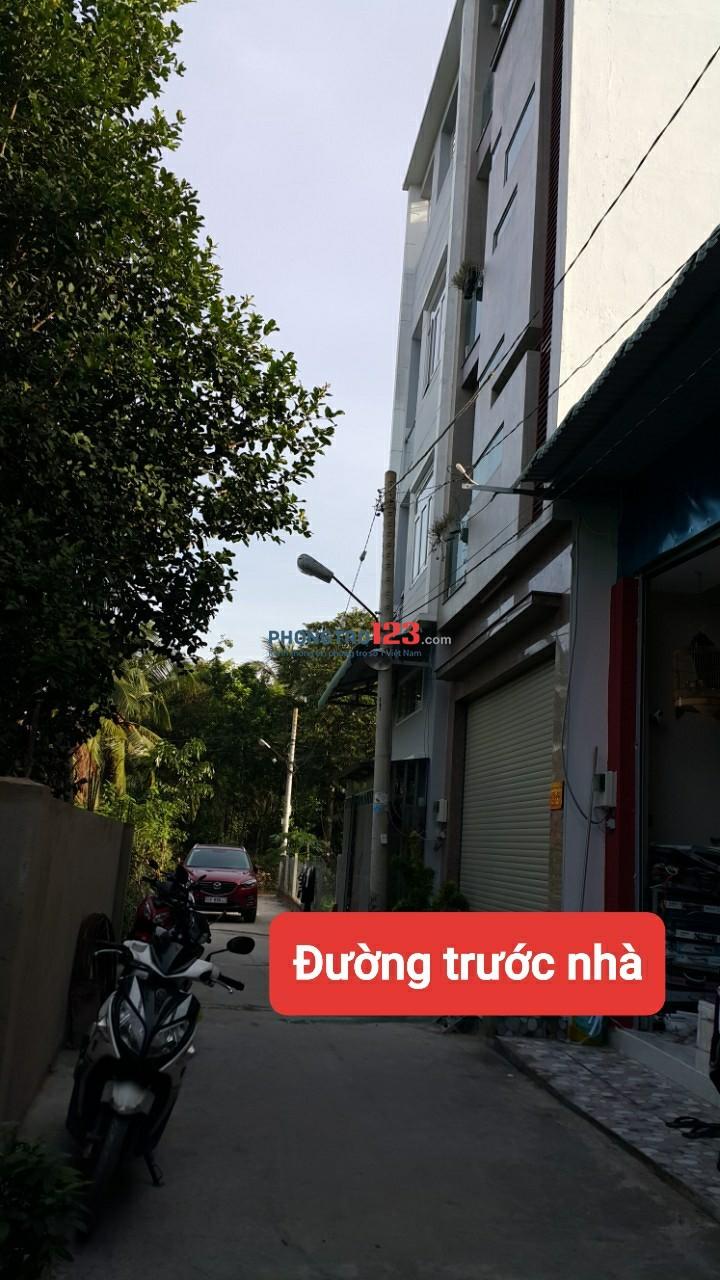Chính chủ cho thuê nhà mini 30m2 đường Linh Đông, Q. Thủ Đức gồm 1 phòng sinh hoạt +2 phòng ngủ - giá 3 triệu