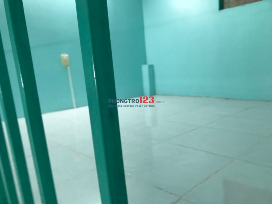 Cho thuê phòng trọ tại Tăng Nhơn Phú A quận 9 mới đẹp diện tích 25m2