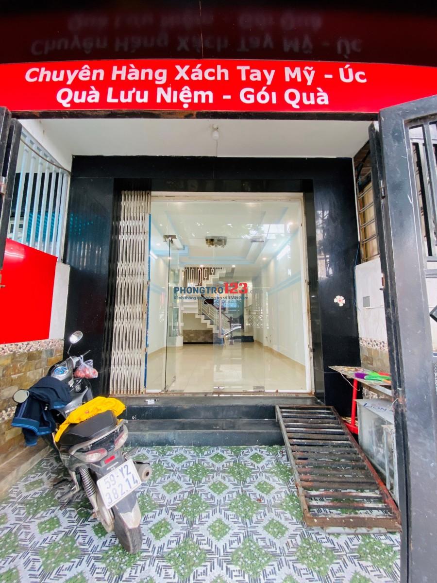 Cho thuê nhà nguyên căn 04Tầng GIÁRẺ mặt tiền đường Nguyễn Quý Anh, phường Tân Sơn Nhì, quận Tân Phú, TP.HCM
