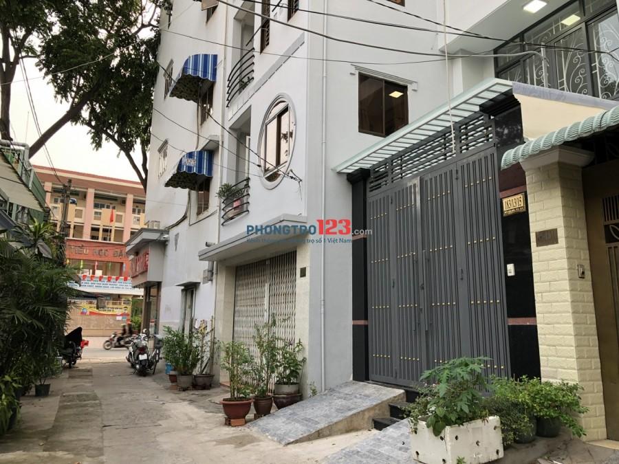 Homestay cao cấp nhà mới xây Đường Khánh Hội Q 4 chỉ 1,5 triệu/người (trọn gói tất cả phí)