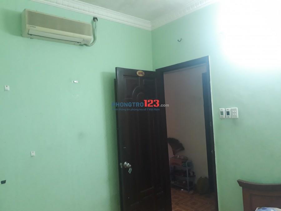 Phòng cho thuê diện tích 20m2 tại Quận 8 gần cầu Chánh Hưng