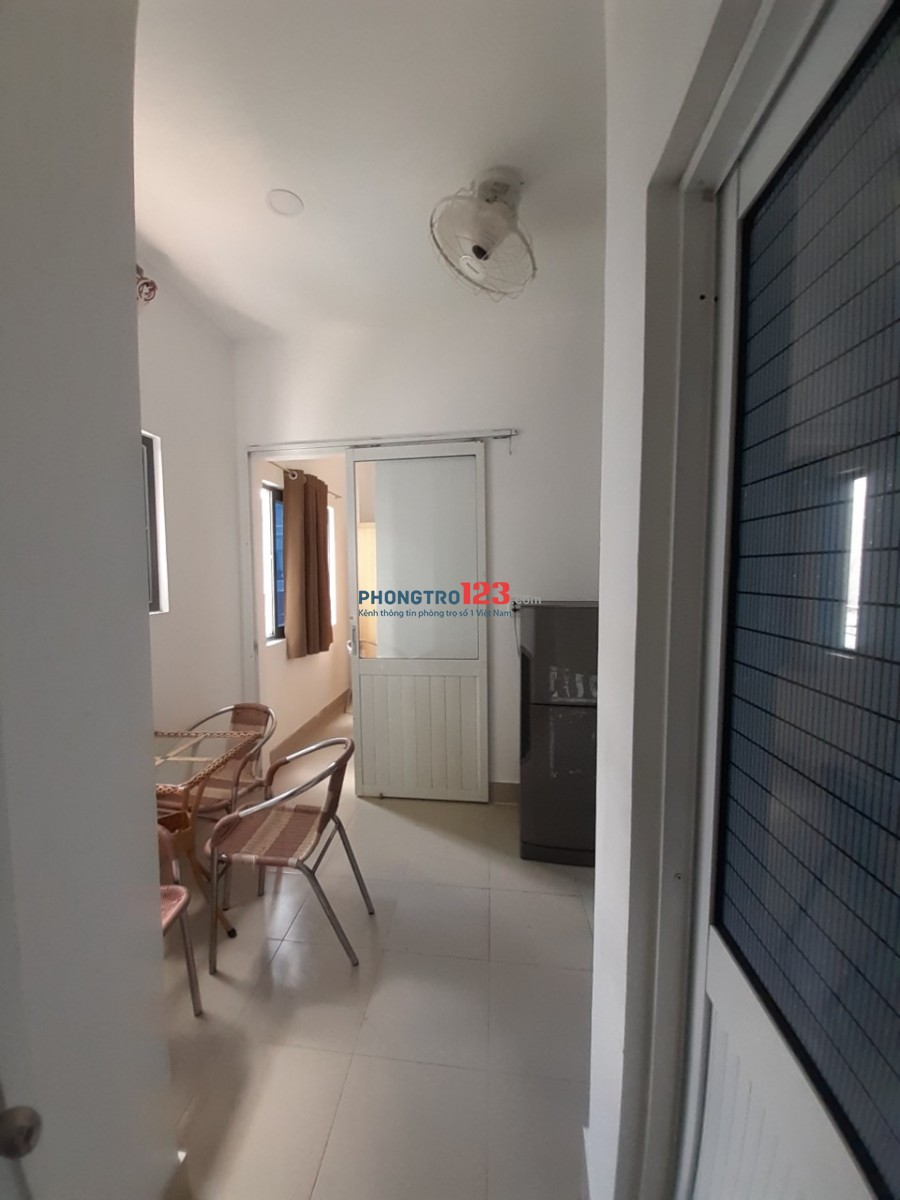 Căn hộ mini mới xây, full nội thất tại Đường Hoàng Hoa Thám, Phường 7, Quận Bình Thạnh