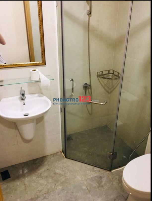 Cho thuê phòng có nội thất trong căn hộ mới xây Chung cư Saigon Homes Q Bình Tân giá 4,5tr/tháng