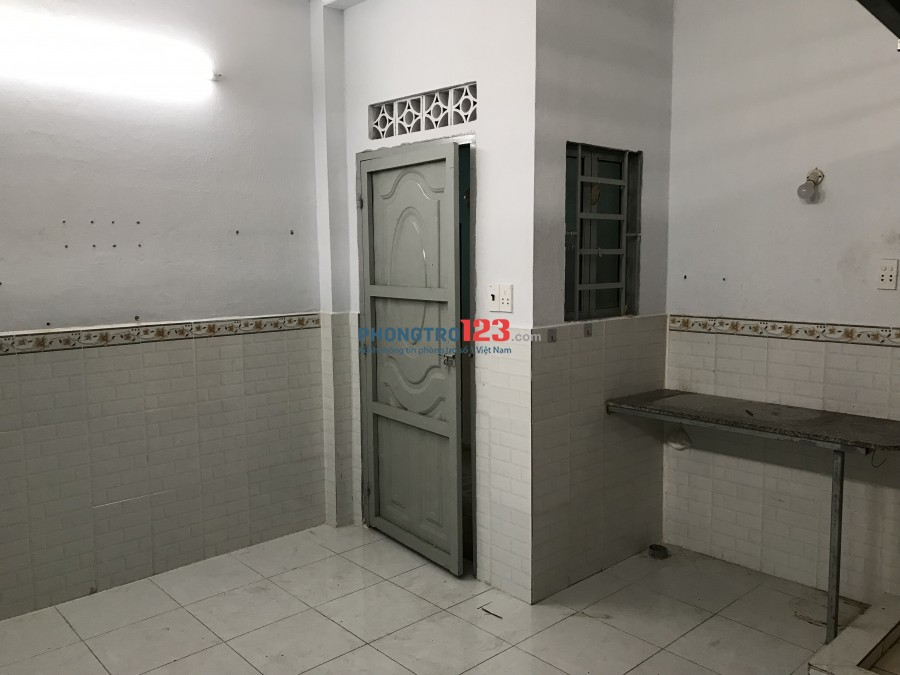 Phòng trọ cho thuê tại Đường Lê Đình Cẩn, Phường Tân Tạo Quận Bình Tân