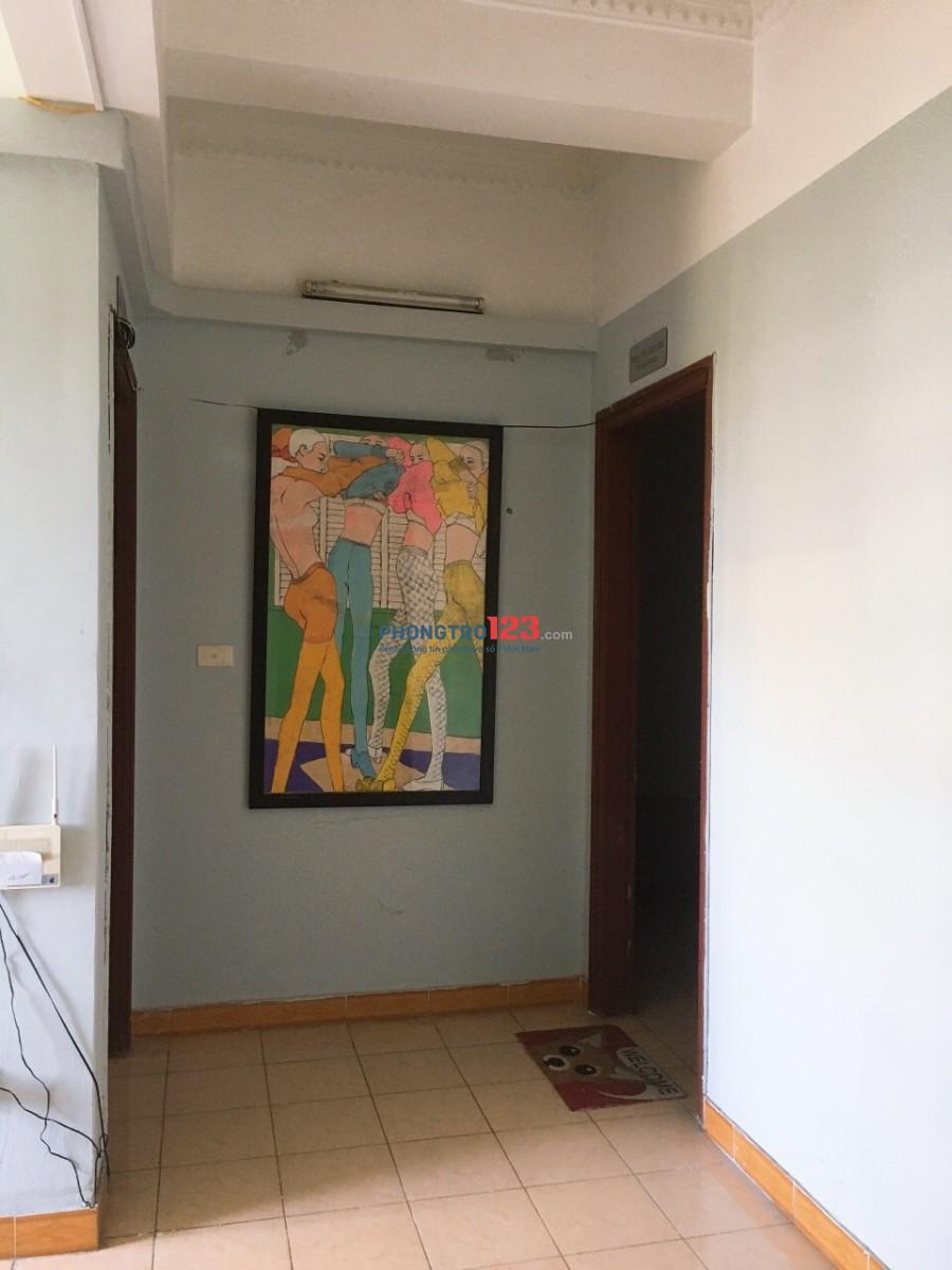 Phòng trọ tại chung cư Linh Đàm có điều hoà +Full tiện ích