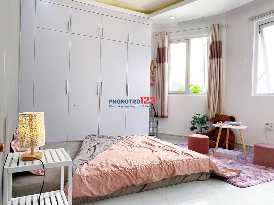 Phòng siêu đẹp như hình 100% ngay khu Phan Xích Long, PN