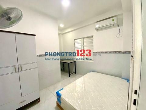 Cho thuê phòng trọ mới xây 3tr8 full nội thất tại Đường Cộng Hòa