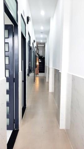 Phòng trọ cao cấp cho thuê, mới tinh 100%, giá rẻ - ngay công viên Làng Hoa, quận Gò Vấp