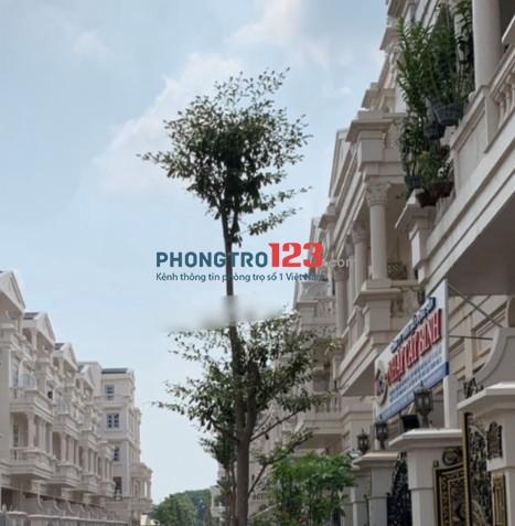 Cho thuê nhà Nhà Nguyên Căn Cityland Park Hills Phan Văn Trị Gò Vấp