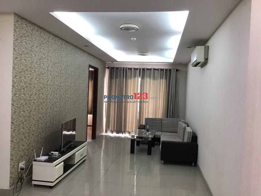 Cho thuê căn hộ chung cư Kim Tâm Hải 27 Trường Chinh q12 HCM