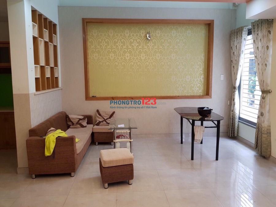 Cho thuê nhà địa chỉ số 77/80 Nguyễn Bặc kế bên chợ Phạm Văn Hai, Tân Bình