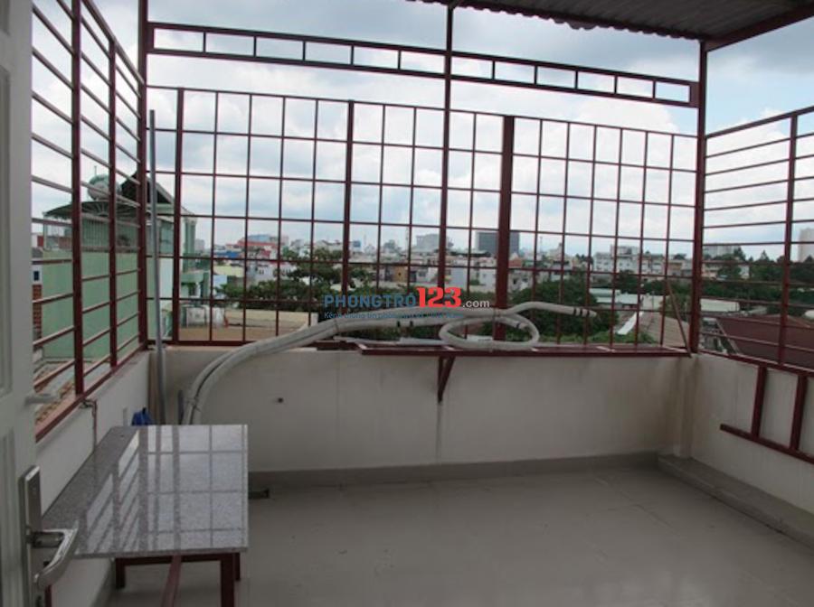 Phòng cao cấp mới xây, ban công cho thuê giá Khuyến mãi chỉ hôm nay, gần Hồ Văn Huê