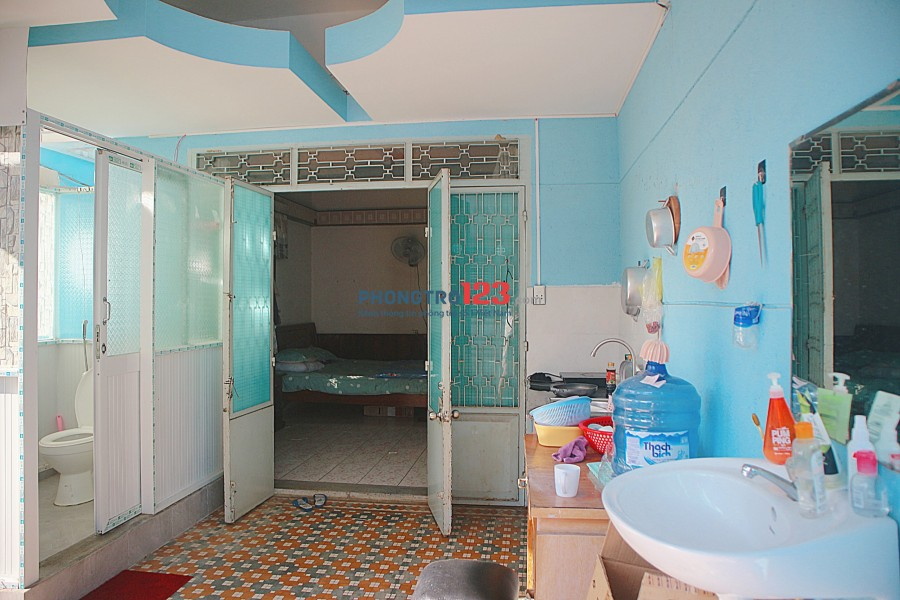 Share căn hộ 45m2 đầy đủ nội thất, trung tâm HẢI CHÂU