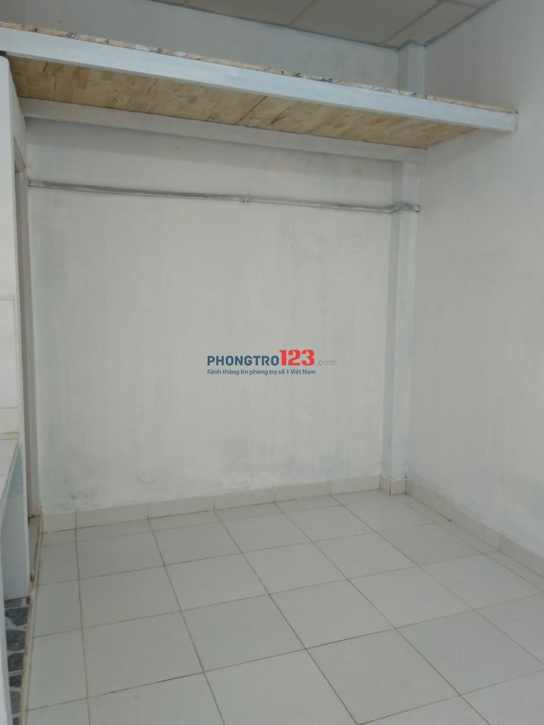 Cho thuê phòng trọ 15m² hẻm xe hơi 62 Lâm Văn Bền