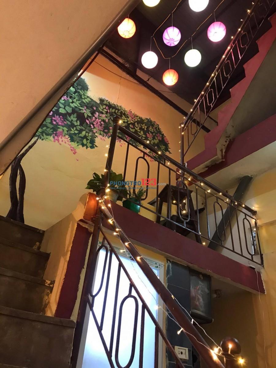 Phòng đẹp Nhà đẹp trong phố Khâm Thiên Hà Nội. Giá cả hợp lý, Ưu tiên là nử