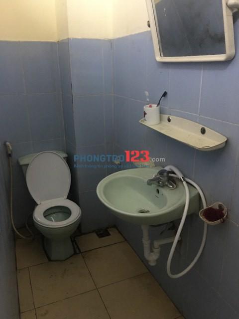 Phòng trọ khép kín, đủ đồ giá 2tr6 tại Tam Trinh, Hoàng Mai, HN
