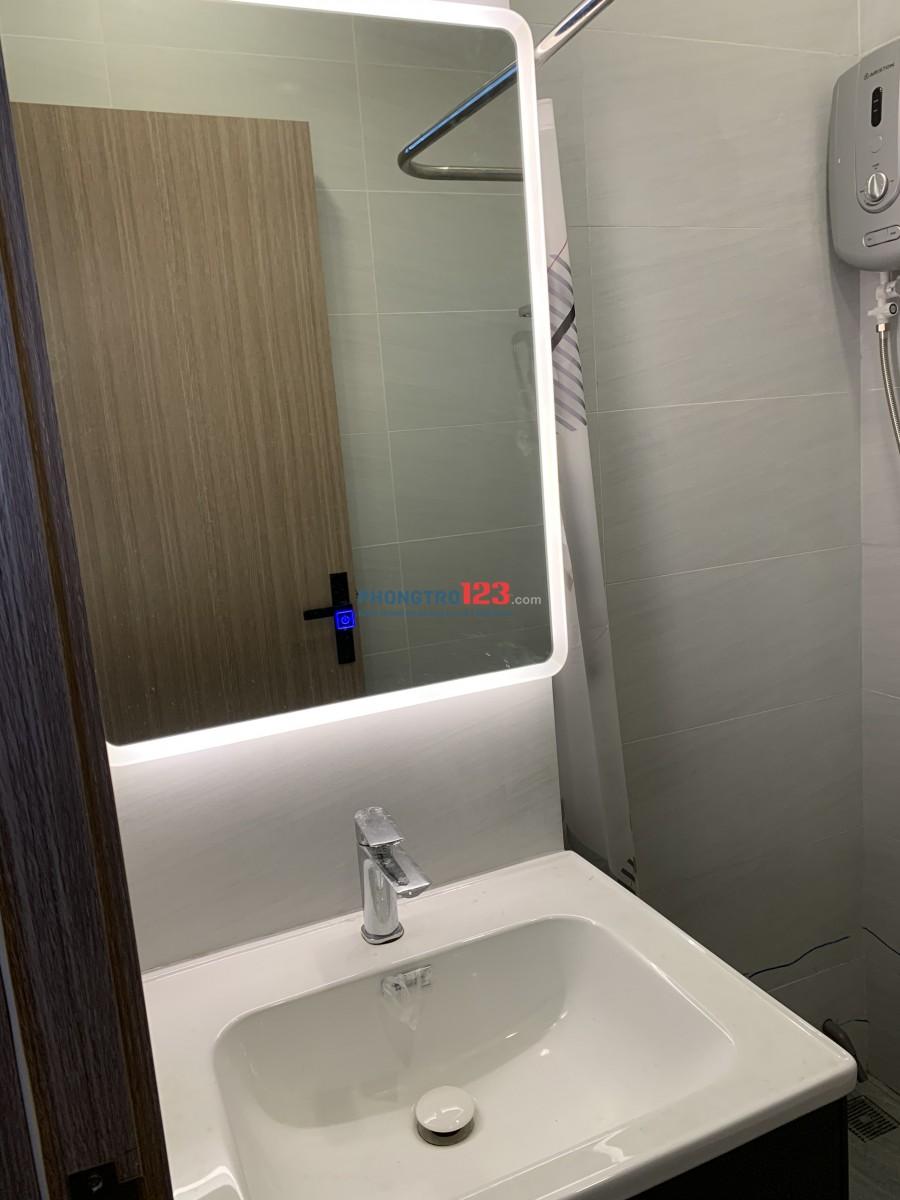 Cho thuê căn hộ dịch vụ mới 100% tại Hẻm 49 Đường Nguyễn Văn Đậu Bình Thạnh.
