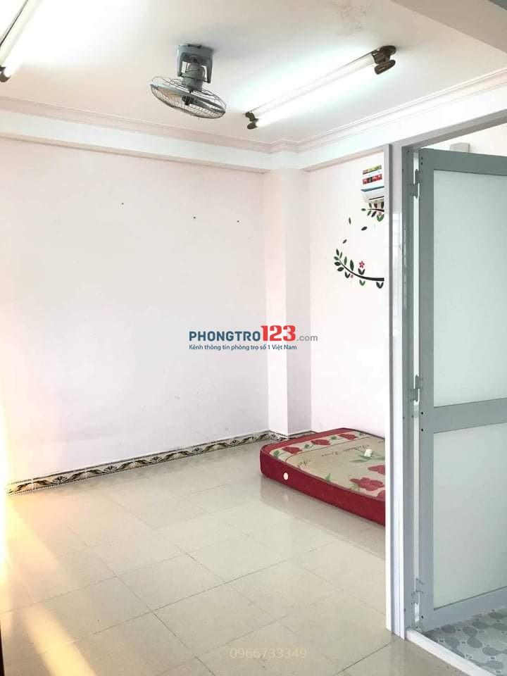Phòng trọ đường Nguyễn Kiệm - Gò Vấp - gần đại học công nghiệp - đại học mở